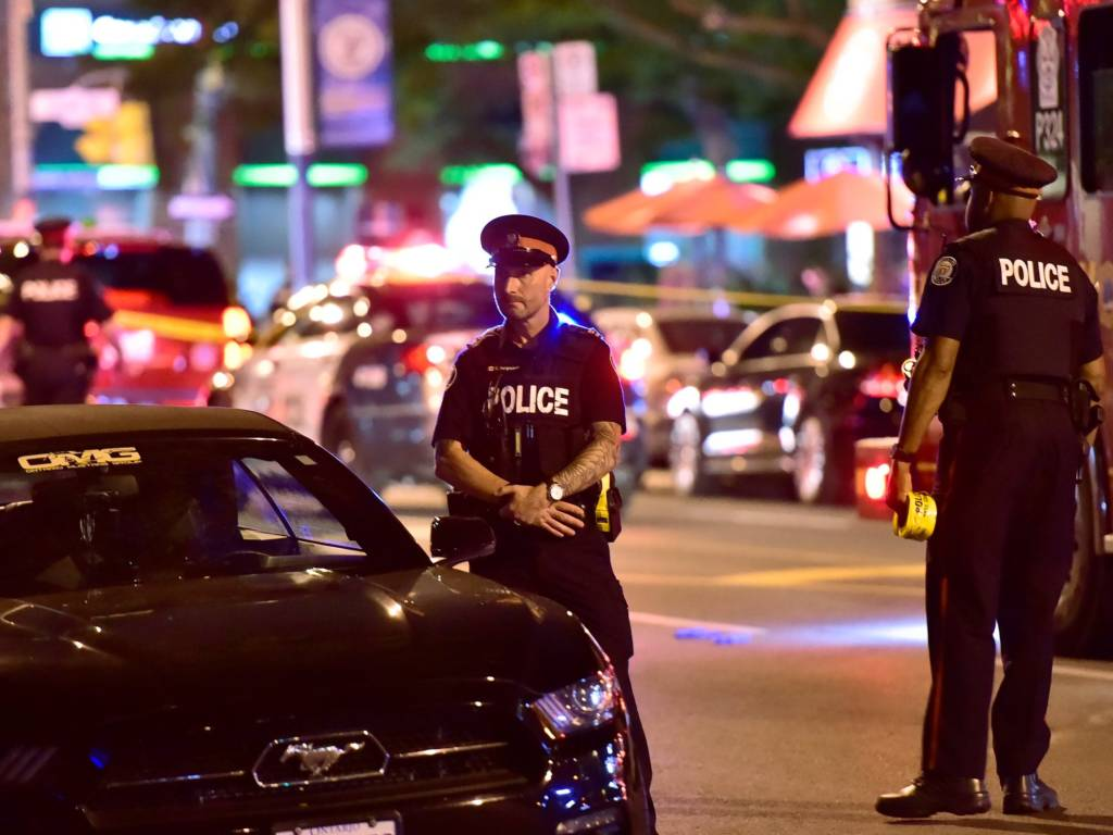 Mass Shooting In Toronto Leaves 1 Dead & 13 Wounded