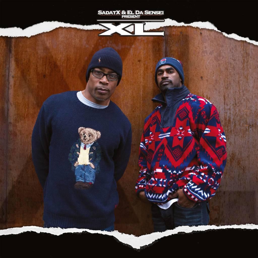 Stream Sadat X & El Da Sensei's 'XL' Collabo Album (@SadatX @ElDaSensei)
