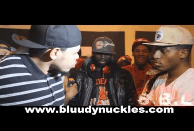 @BluudyNuckles Presents #SpittazBattleLeague: @JRipp88 vs. @MrHotterThanYou