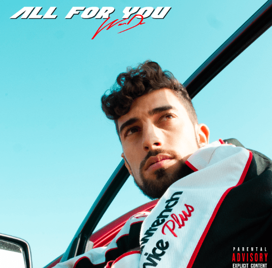 Audio: WONDR - All For You