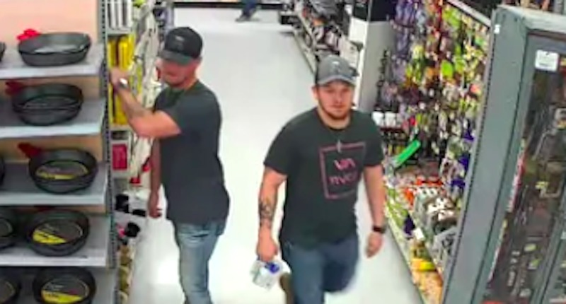 Two White Men Charged w/Hate Crime For Attacking Black Woman At Wal-Mart For 'No Apparent Reason'