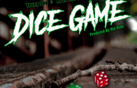 MP3: Young Sho - Dice Game Ft. Mook The Great Prod. by Kin Rich