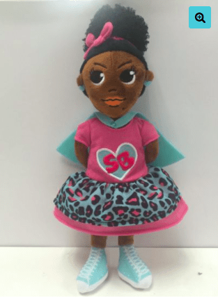 Artist Creates Talking Doll To Boost Girls Self-Esteem & Picture Book Teaching Unique Facts About Black History