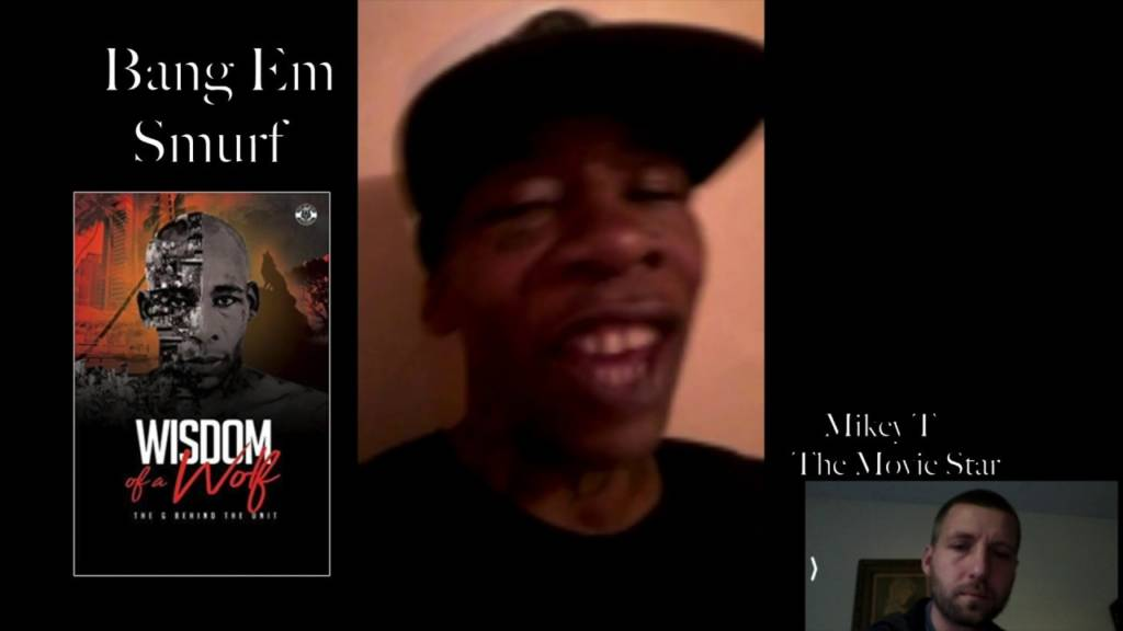 Bang Em Smurf Recalls Jimmy Henchman Coming To Violator Offices To Check 50 Cent w/Mikey T The Movie Star