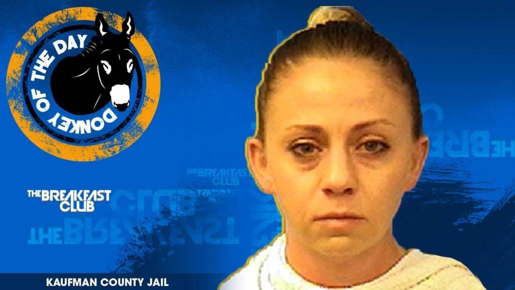 Dallas Cop Amber Guyger Awarded Donkey Of The Day For Fatally Shooting Innocent Black Man After Entering The Wrong Apartment