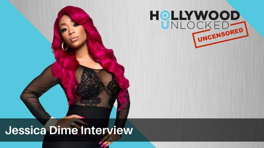 Jessica Dime Talks Relationship, Being A Mother, & LHHA w/Hollywood Unlocked (@I_AmDimepiece)