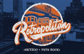 Stream Skyzoo & Pete Rock's 'Retropolitan' Collabo Album