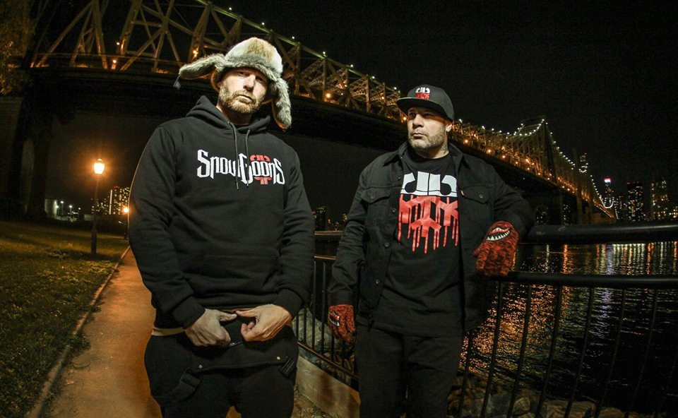 Snowgoons Team Up w/Pelle Pelle For Exclusive Merchandise (@Snowgoons @PellePelle)