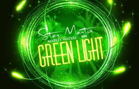 Star Martin - Green Light [Track Artwork]