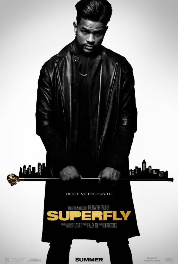 1st Trailer For The Remake Of 'Superfly' Starring Trevor Jackson, Jason Mitchell, & Future (#Superfly)