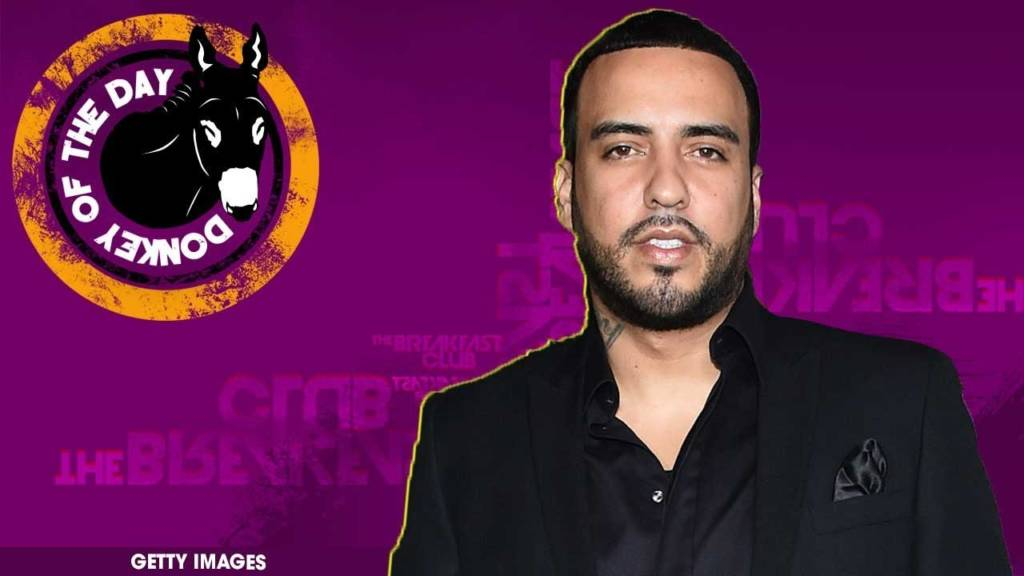 French Montana Awarded Donkey Of The Day For Weighing In On R. Kelly Controversy