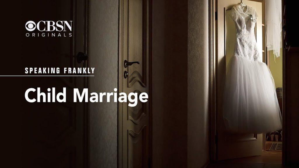 Watch CBSN Originals' 'Speaking Frankly: Child Marriage' Documentary
