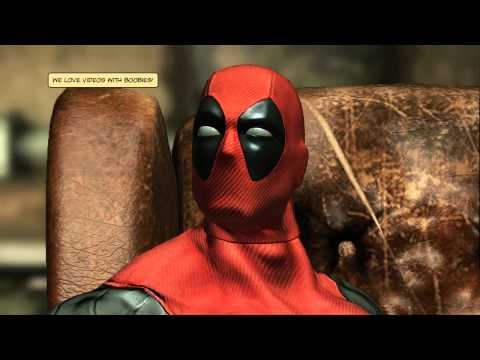Deadpool : Video Game Trailer