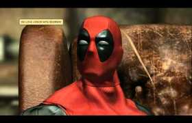 Deadpool : Video Game Trailer