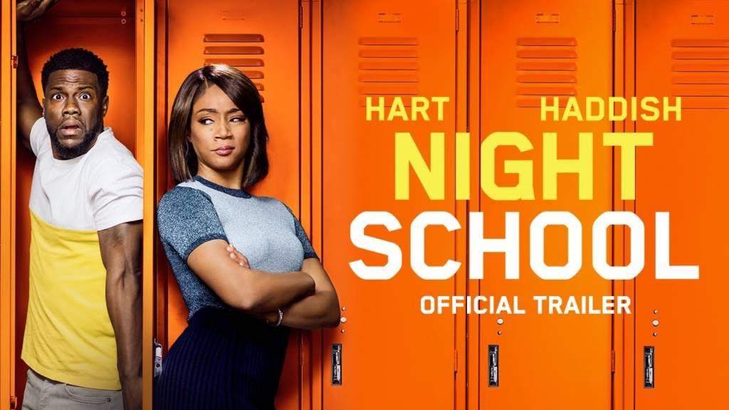 1st Trailer For 'Night School' Movie Starring Kevin Hart & Tiffany Haddish