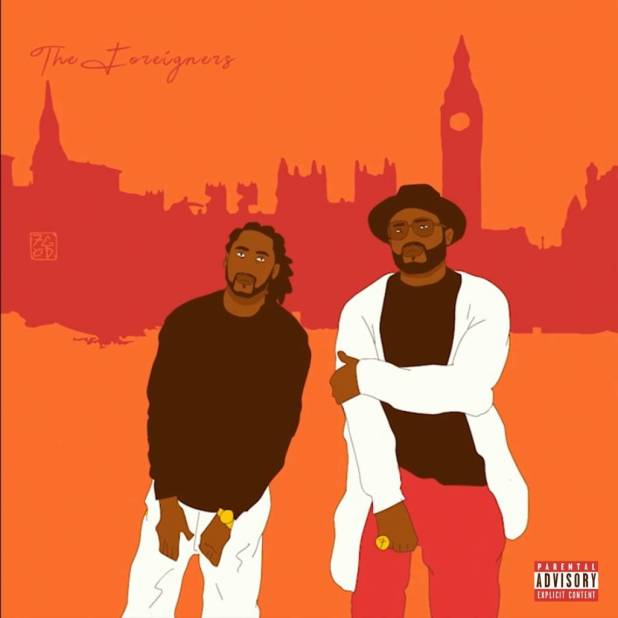 Video: The Foreigners (Dre Skuffs & Passport Rav) - Elevating (@DreSkuffs @PassportRav)
