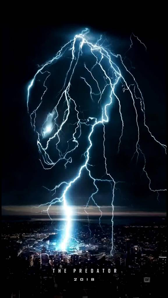 1st Trailer For 'The Predator' Movie (#ThePredator)