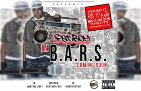 The Fatboy - B.A.R.S.: Beats And Rhymes (Promo) [Mixtape Artwork]
