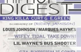 Radio: The @HipHopDigest Show: Bey Waves #Tidal Bye Bye???