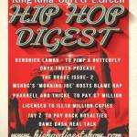 Radio: The @HipHopDigest Show: Saddle Up