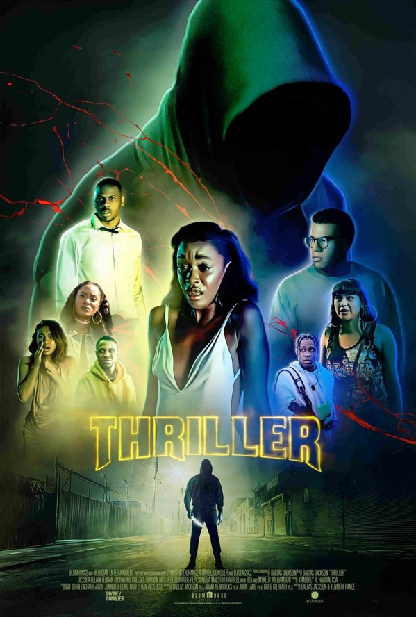 1st Trailer For 'Thriller' Movie Starring The RZA