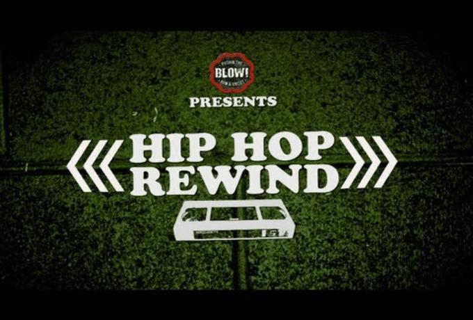 @BlowHipHopTV (@Ebony_Reece) Presents Hip Hop Rewind: Episode 2