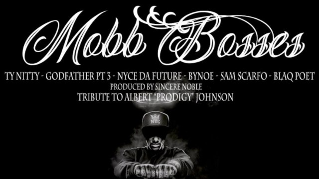 Ty Nitty - Mobb Bosses (Tribute To Prodigy) [Track Artwork]