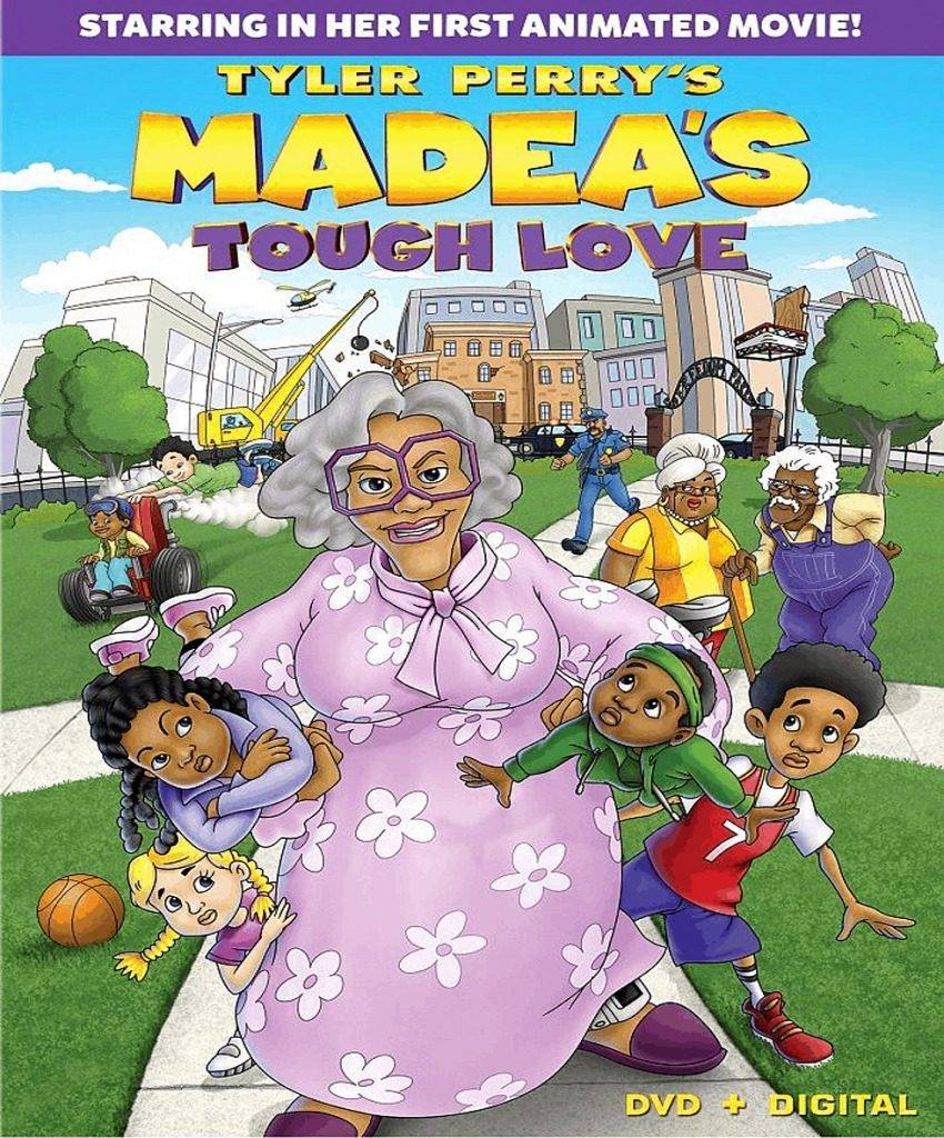 Video: Trailer For '#TylerPerry's #MadeasToughLove