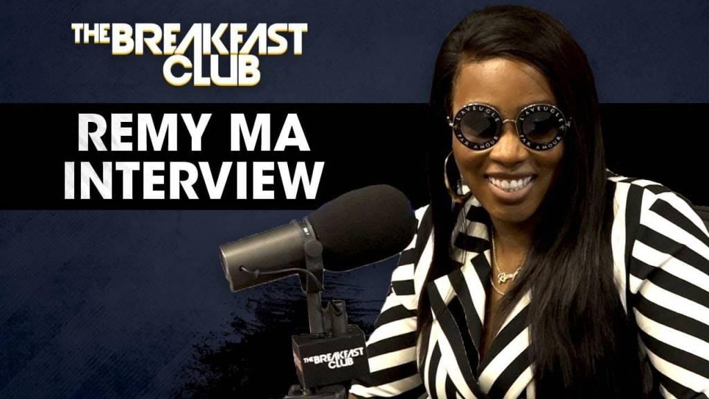 Remy Ma Talks DJ Envy, Lil Kim, Nicki Minaj, Papoose, & More w/The Breakfast Club