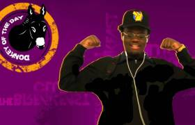 Ugly God Awarded Donkey Of The Day For Pulling The 'Famous' Card After Being Pulled Over By Cops