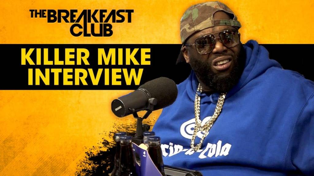 Killer Mike Speaks On Interracial Marriage, Public Vs. Private Education, 'Trigger Warning', & More w/The Breakfast Club