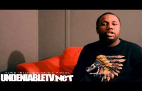 Murda Mook (@MurdaMookEZ) Speaks On Battle Rap & More [via @UndeniableTV]