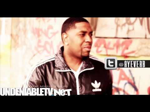 @UndeniableTV (@DashLiving) Interview: @AyeVerb