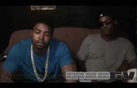 Polow's Mob TV interviews Lil Scrappy