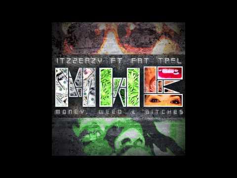 @Itz2Eazy (feat. @FatTrel) » M.W.B. (Money, Weed, & Bitches) [Audio]