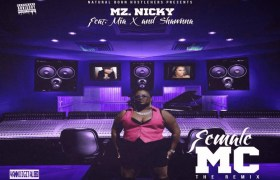 Audio: @VannDigital Interviews Mz. Nicky (@MzNicky513)