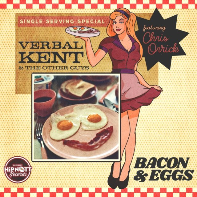 Verbal Kent & The Other Guys Announce 'Blade Of The Short Cut' Album + Drop 'Bacon & Eggs' Single feat. Chris Orrick
