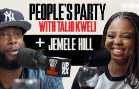 Jemele Hill On 'People's Party With Talib Kweli'