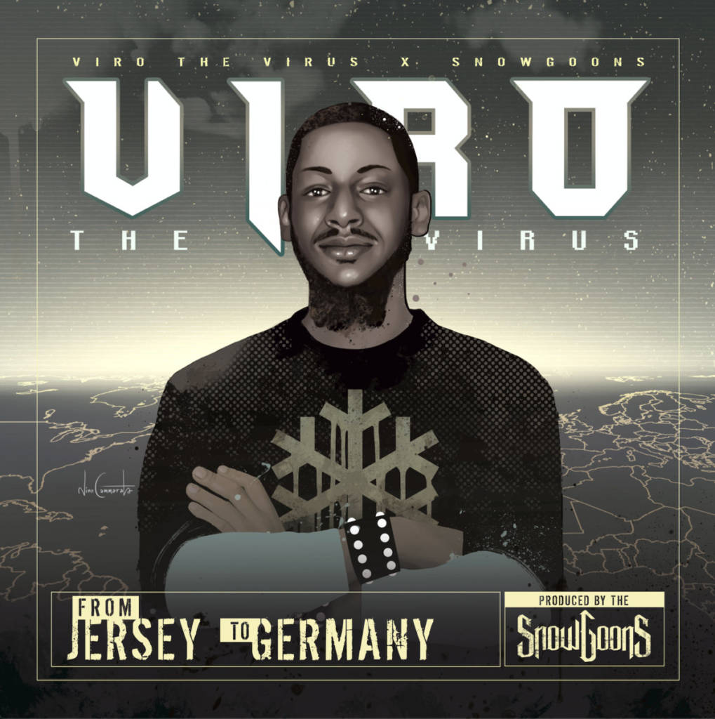 Viro The Virus Goes 'From Jersey To Germany' On His Snowgoons-Produced Album