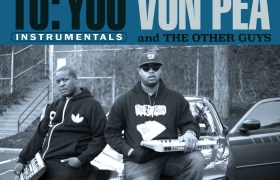 Beat Tape: 'To: You Instrumentals' By @VonPea [Prod. @OtherGuysMusic]