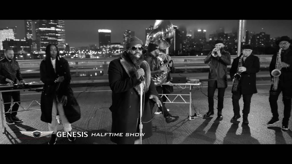 Video: Black Thought feat. Tish Hyman - Streets [Prod. By Salaam Remi]