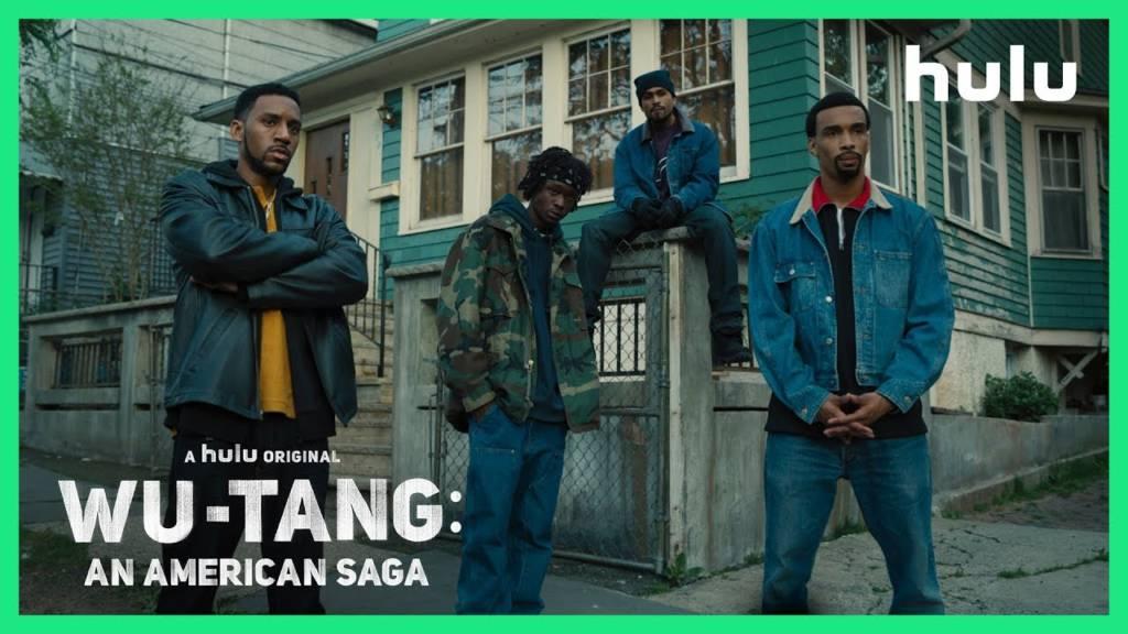 1st Trailer For Hulu Limited Series 'Wu-Tang: An American Saga'