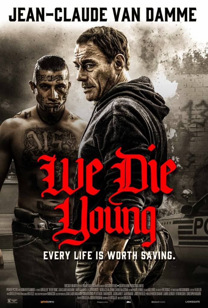 1st Trailer For 'We Die Young' Movie Starring Jean-Claude Van Damme