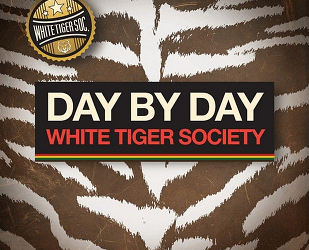 MP3: White Tiger Society (@WhiTigerSociety) - Day By Day