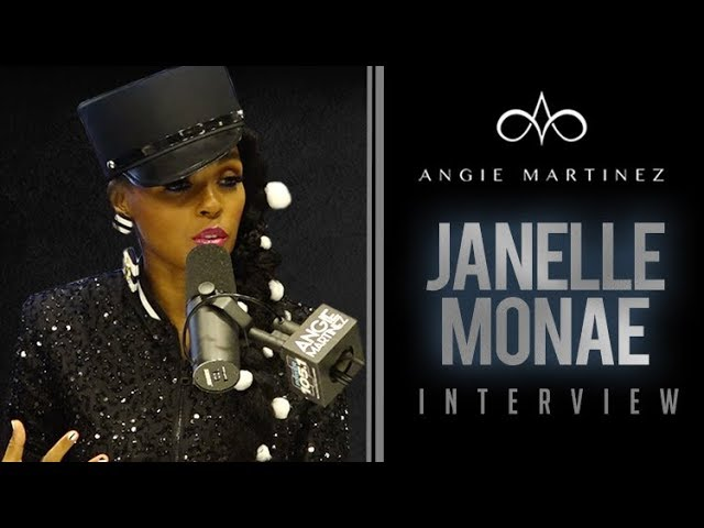 Janelle Monáe On Kanye West: 'I Don't Support Freethinking That Fuels The Oppressor & Their Agenda' (@JanelleMonae @AngieMartinez)