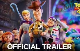 1st Trailer For 'Toy Story 4' Movie