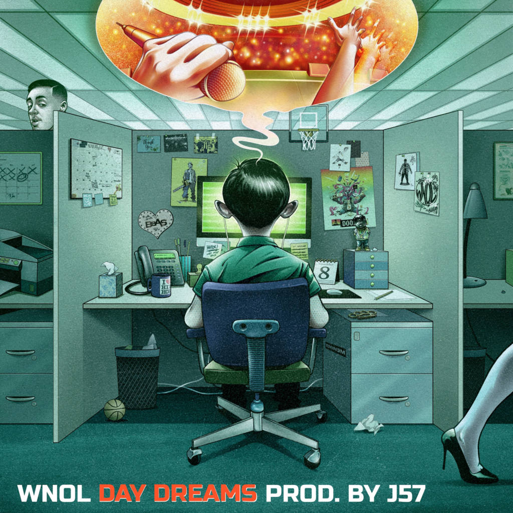 Stream WNOL's (MCRE & Think 2wice) 'Day Dreams' EP