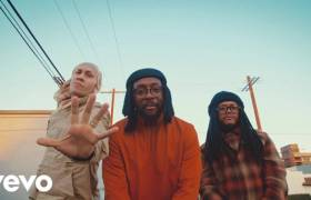 Video: The Black Eyed Peas feat. Esthero - 4EVER