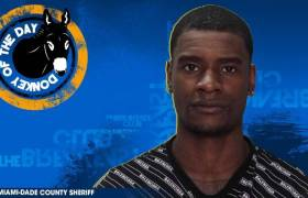 Phoenix Suns Forward Josh Jackson Awarded Donkey Of The Day For Trying To Sneak Into VIP + Running Away In Handcuffs