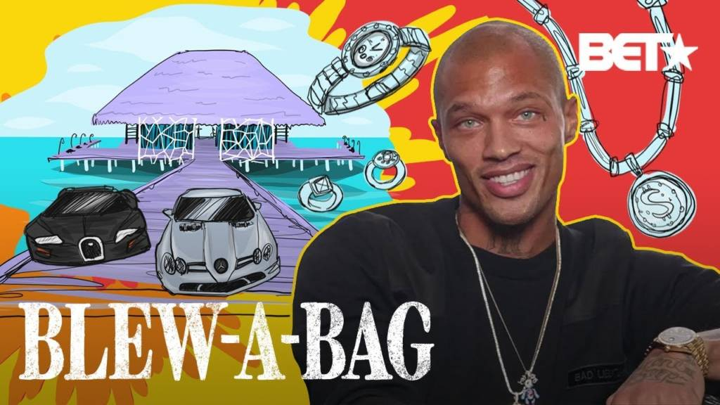 Jeremy Meeks Explains How He Made The Switch From Criminal To Legit Money On BET's Blew A Bag